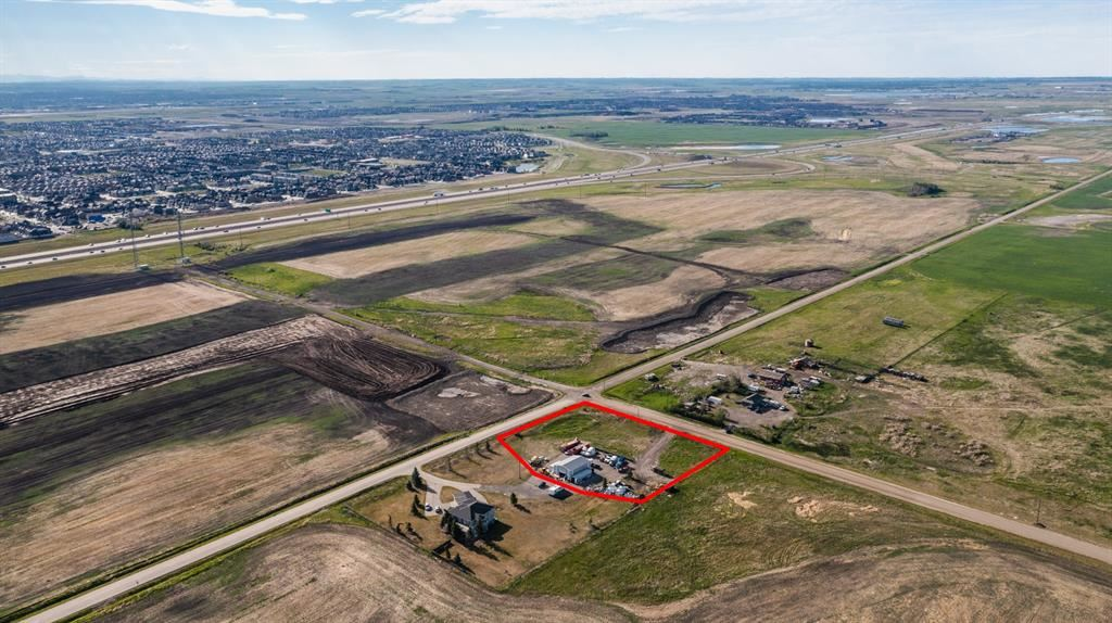 Photo of 285245 TWP RD 252, Rocky View County, AB T1Z 0K2 (MLS # A1123424)