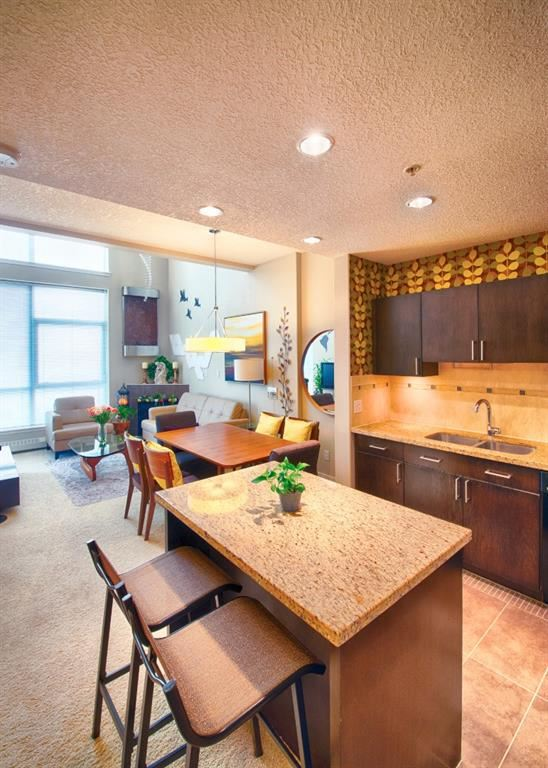 Photo of 77 SPRUCE Place SW #2407, Calgary, AB T3c 3x6 (MLS # A1089448)