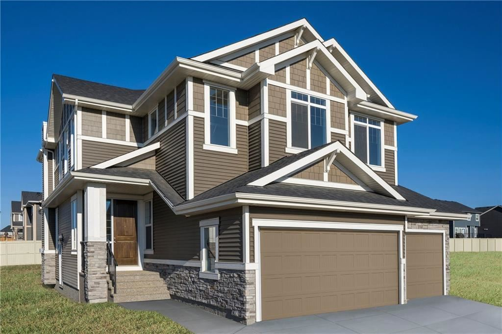Photo of 681 Marina Drive, Chestermere, AB T1X 0Y3 (MLS # C4302461)