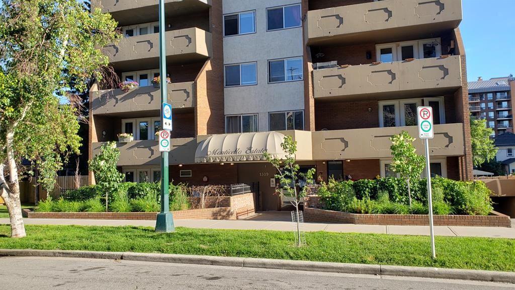 Photo of 1309 14 Avenue SW #801, Calgary, AB T3C 0W3 (MLS # A1131464)