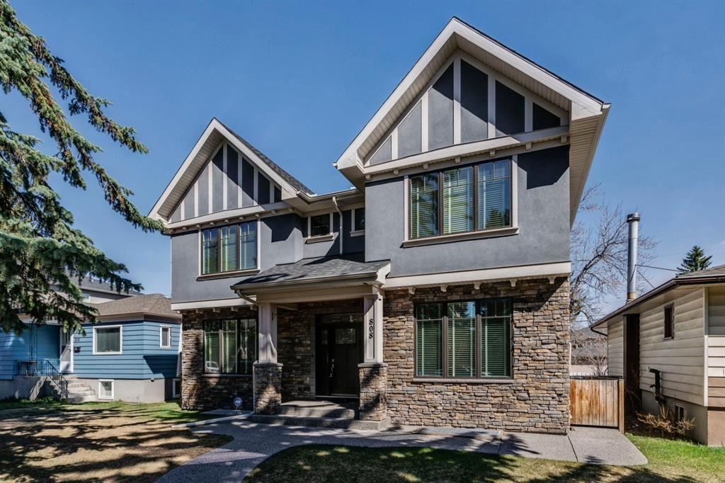 Photo of 808 24 Avenue NW, Calgary, AB T2M 1X7 (MLS # A1102471)