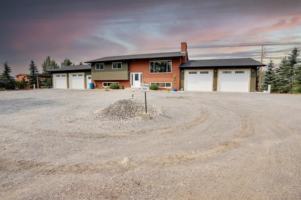 Photo of 245155 Range Road 283, Rocky View County, AB t1x 0j9 (MLS # A1133498)