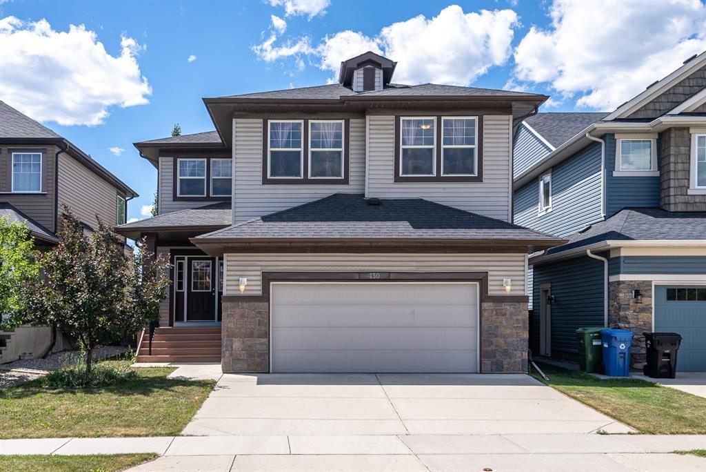 Photo of 430 Silverado Boulevard SW, Calgary, AB T2X 0N9 (MLS # A1123504)