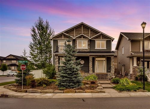 Photo of 1056 CHANNELSIDE DR SW, Airdrie, AB T4B 3K4 (MLS # C4266506)