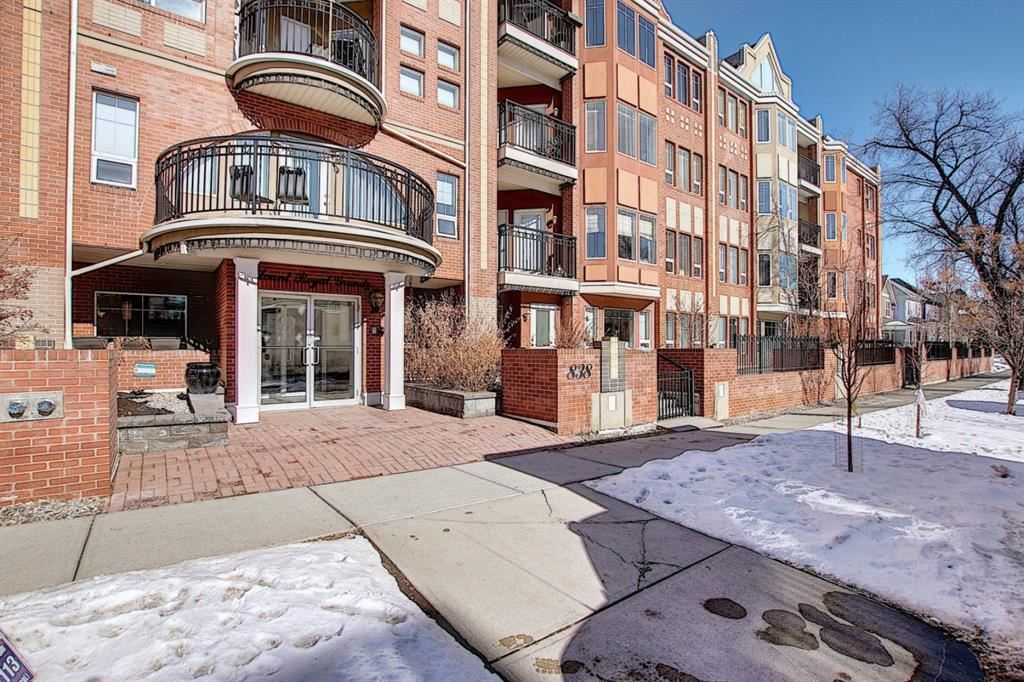 Photo of 838 19 Avenue SW #110, Calgary, AB T2T 0H5 (MLS # A1073517)