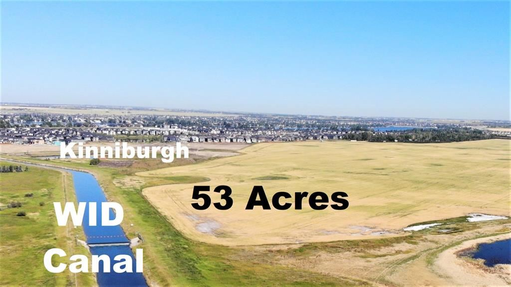 Photo of 53 Acres Range Road 281, Chestermere, AB T1X 0M5 (MLS # A1041520)