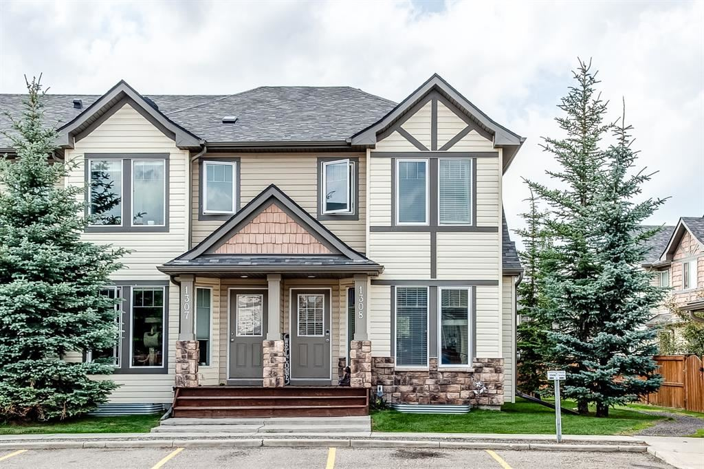 Photo of 2445 Kingsland Road #1308, Airdrie, AB T4B 0B8 (MLS # A1019523)