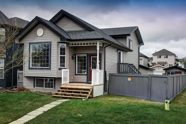 Photo of 160 CITADEL BLUFF CL NW, Calgary, AB T3G 5E3 (MLS # C4296547)