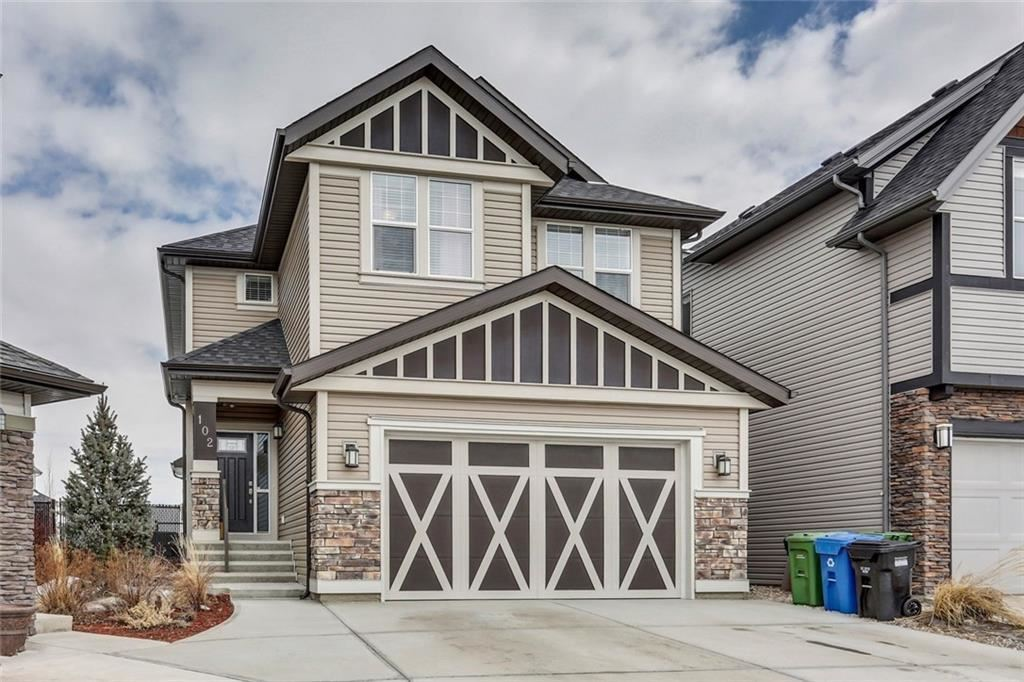 Photo of 102 CHAPARRAL VALLEY Square SE, Calgary, AB T2X 0S1 (MLS # A1077551)
