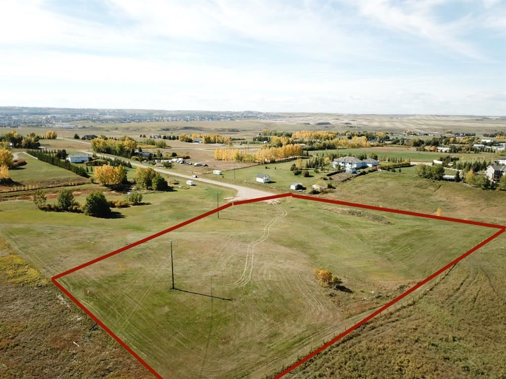 Photo of 3.51 Acres on Mountain View Hills, Rocky View County, AB T3P 1A6 (MLS # A1149555)