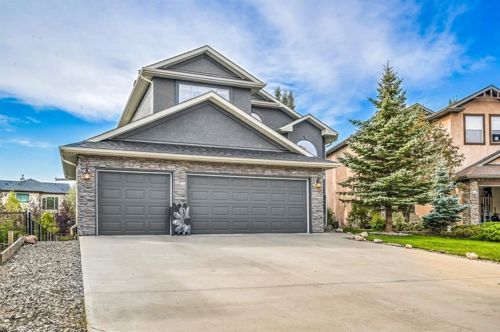 Photo of 437 Rainbow Falls Way, Chestermere, AB T1X 1S6 (MLS # A1144560)