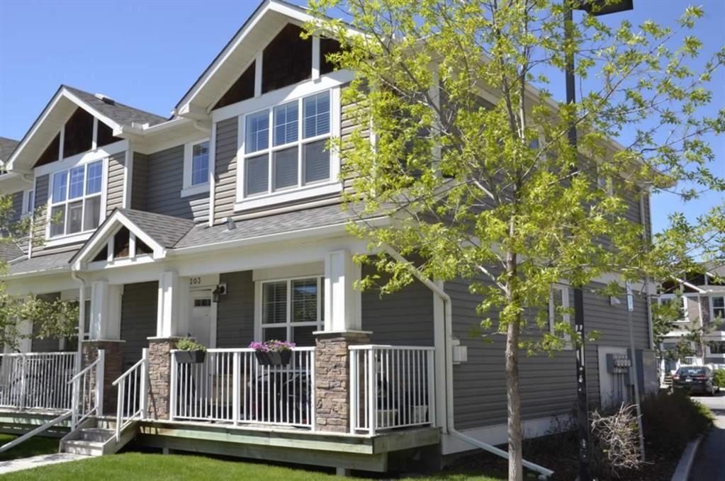 Photo of 203 Cranberry Park SE, Calgary, AB T3M 1R3 (MLS # A1111572)