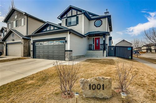 Photo of 1001 CHANNELSIDE Way SW, Airdrie, AB T4B 3H9 (MLS # A1093577)