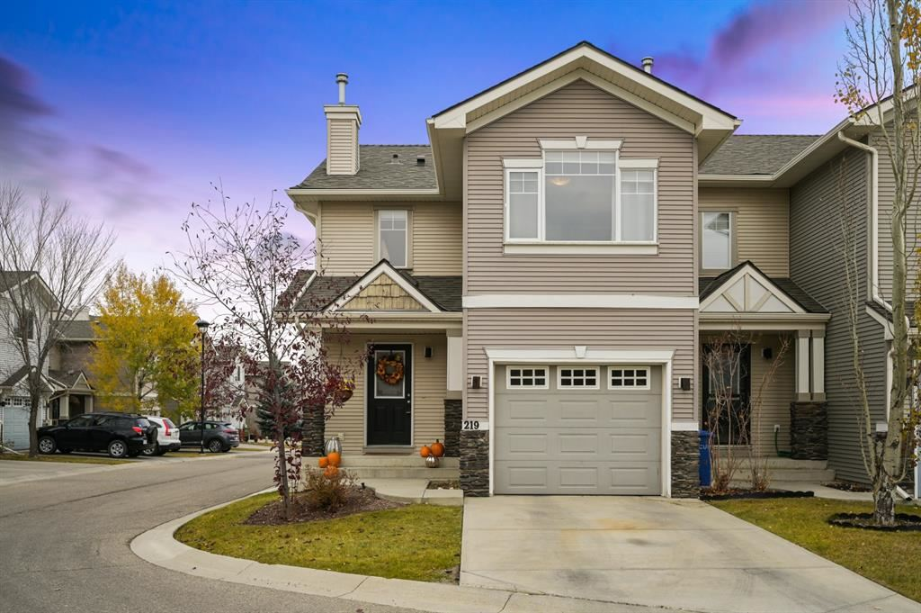 Photo of 371 Marina Drive #219, Chestermere, AB T1X 1V1 (MLS # A1155585)