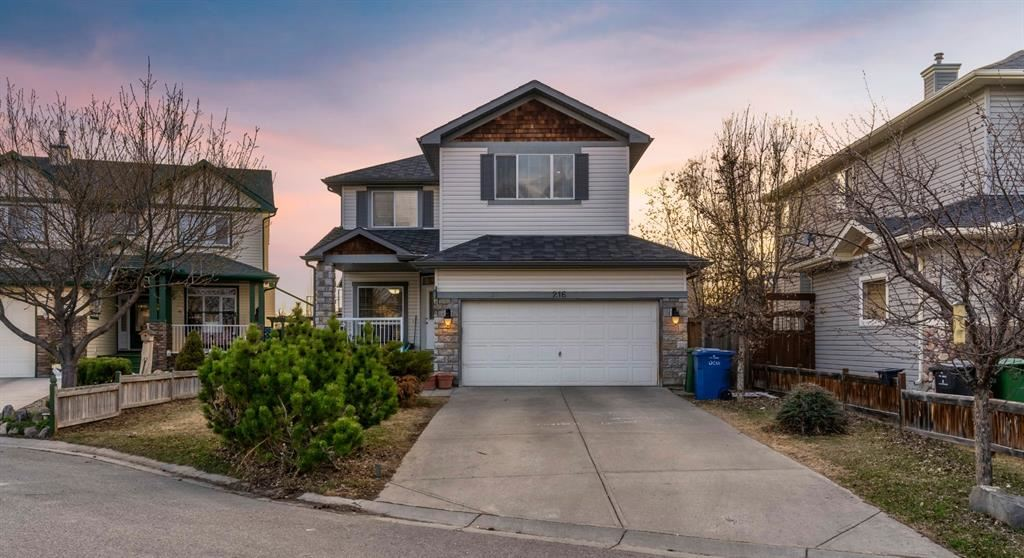 Photo of 216 West Creek Court, Chestermere, AB T1X 1L8 (MLS # A1131599)