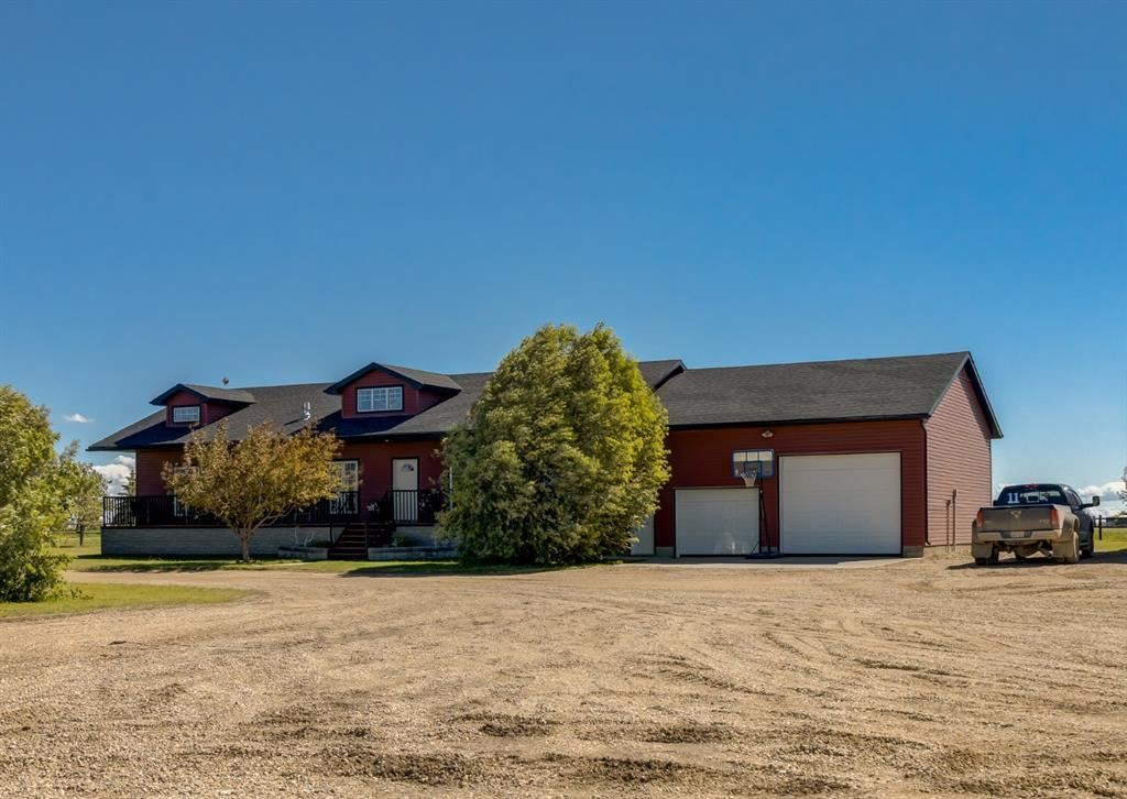 Photo of 241114 Vale View Road, Rocky View County, AB T1X 2G3 (MLS # A1122601)