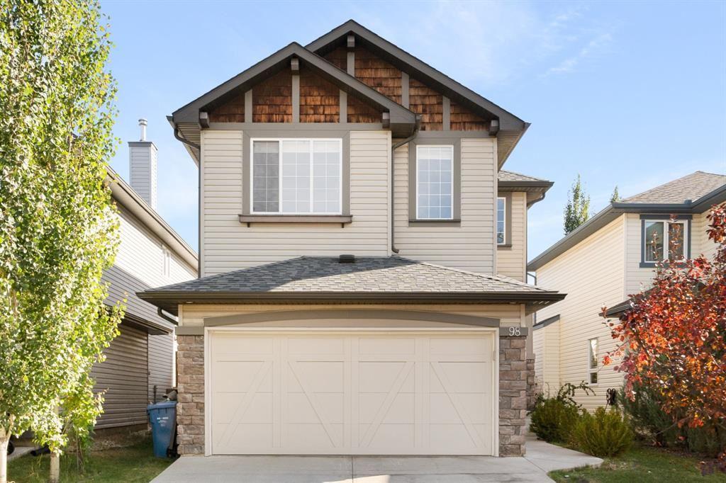 Photo of 98 Brightonstone Grove SE, Calgary, AB T2Z 0C7 (MLS # A1149601)