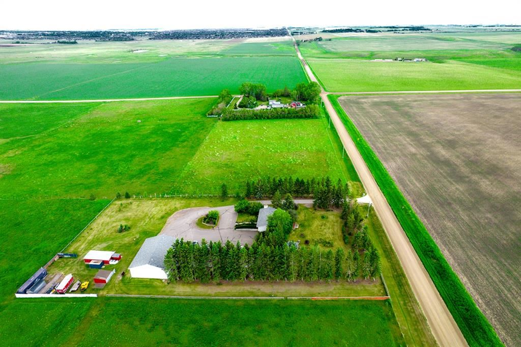 Photo of 274062 Range Road 12, Rocky View County, AB T4B 4M2 (MLS # A1120609)