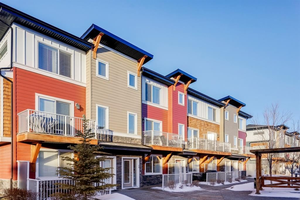 Photo of 111 Rainbow Falls Gate #28, Chestermere, AB T1X 0N4 (MLS # A1058612)