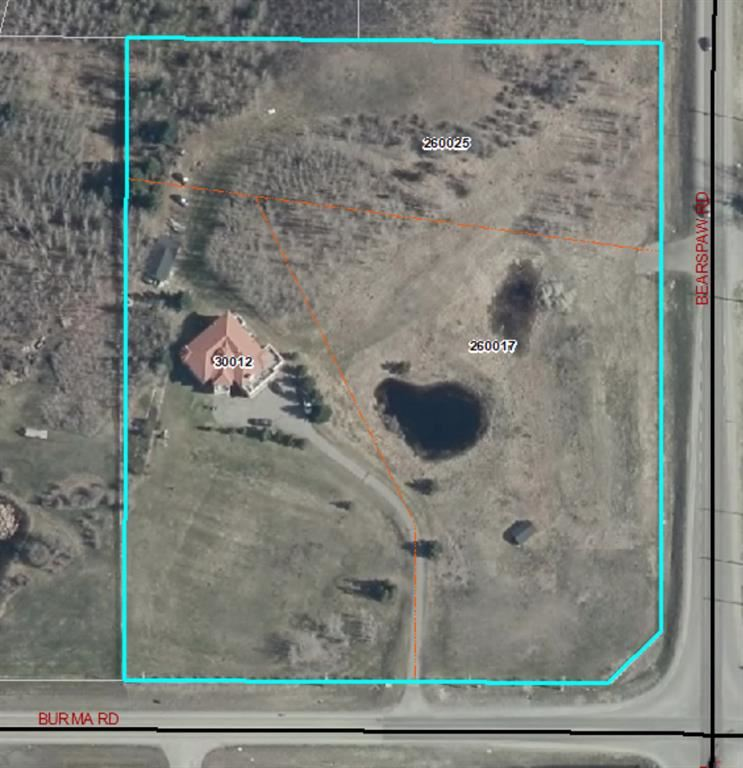 Photo of 260017 Bearspaw Road, Rocky View County, AB T3R 1H2 (MLS # A1132626)
