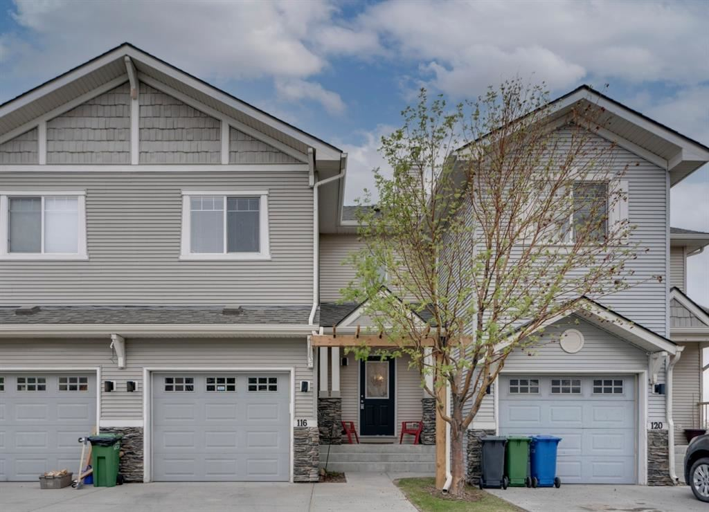 Photo of 371 Marina Drive #116, Chestermere, AB T1X 1T9 (MLS # A1110629)