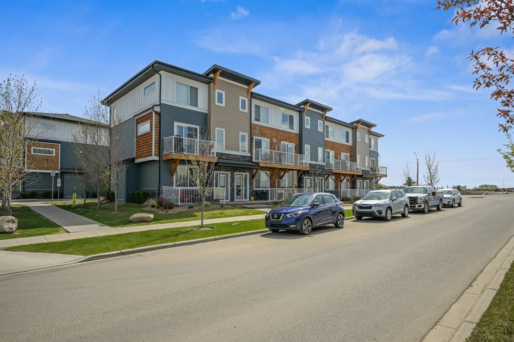 Photo of 111 Rainbow Falls Gate #3, Chestermere, AB T1X 0Z4 (MLS # A1111642)