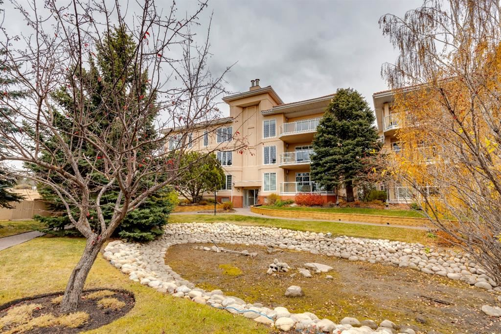 Photo of 505 Canyon Meadows Drive SW #203, Calgary, AB T2W 5V9 (MLS # A1156646)