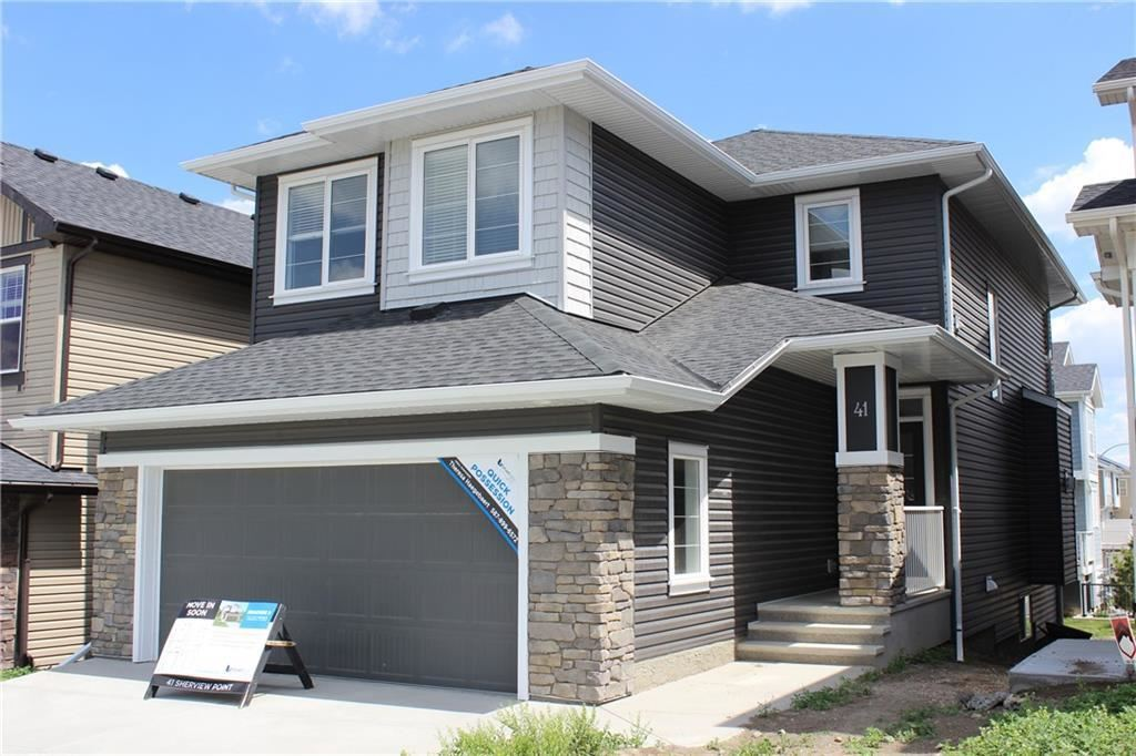 Photo for 41 SHERVIEW PT NW, Calgary, AB T3R 0Y6 (MLS # C4299669)