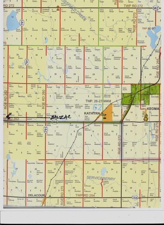 Photo of 264 Township Road NE, Kathyrn, AB T4A 1J4 (MLS # A1078670)