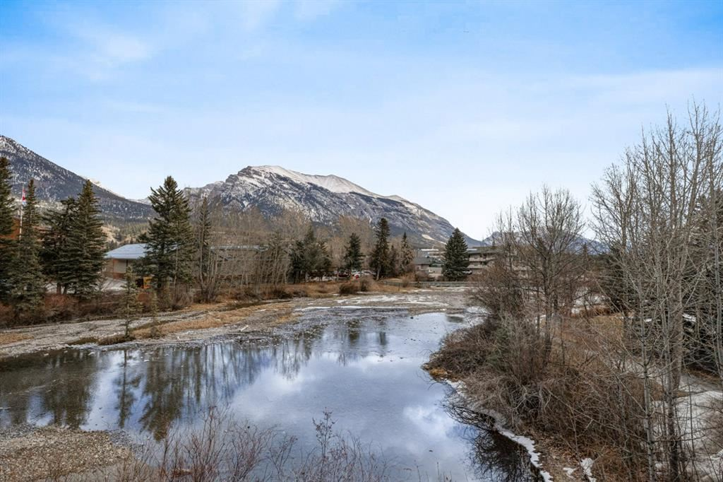 Photo of 621 10th Street #203, Canmore, AB T1W 2A2 (MLS # A1156685)