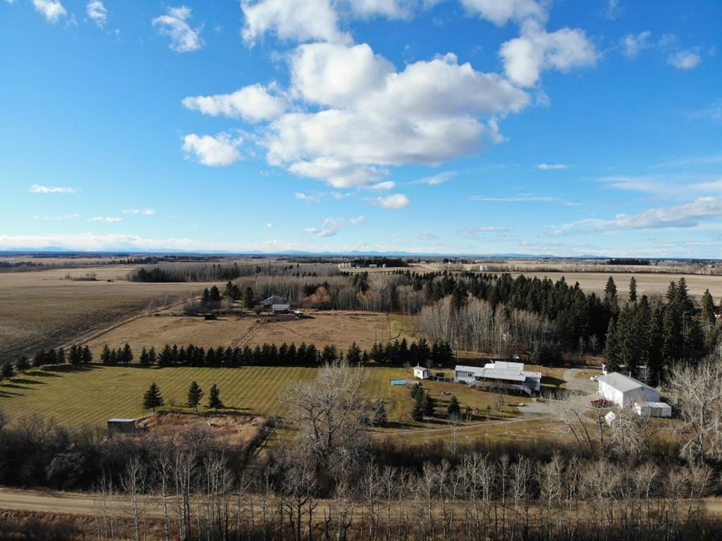 Photo of 32374 Range Road 35, Mountain View County, AB T4H 1P3 (MLS # A1156694)