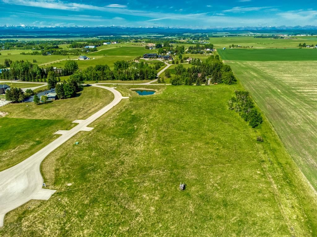 Photo of 244123 Partridge Place #Lot 7, Rocky View County, AB T3Z 3M2 (MLS # A1121698)