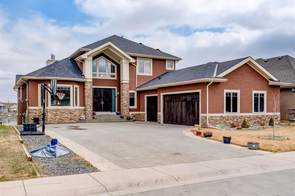 Photo of 216 Stonemere Close, Chestermere, AB T1X 1N1 (MLS # A1101700)