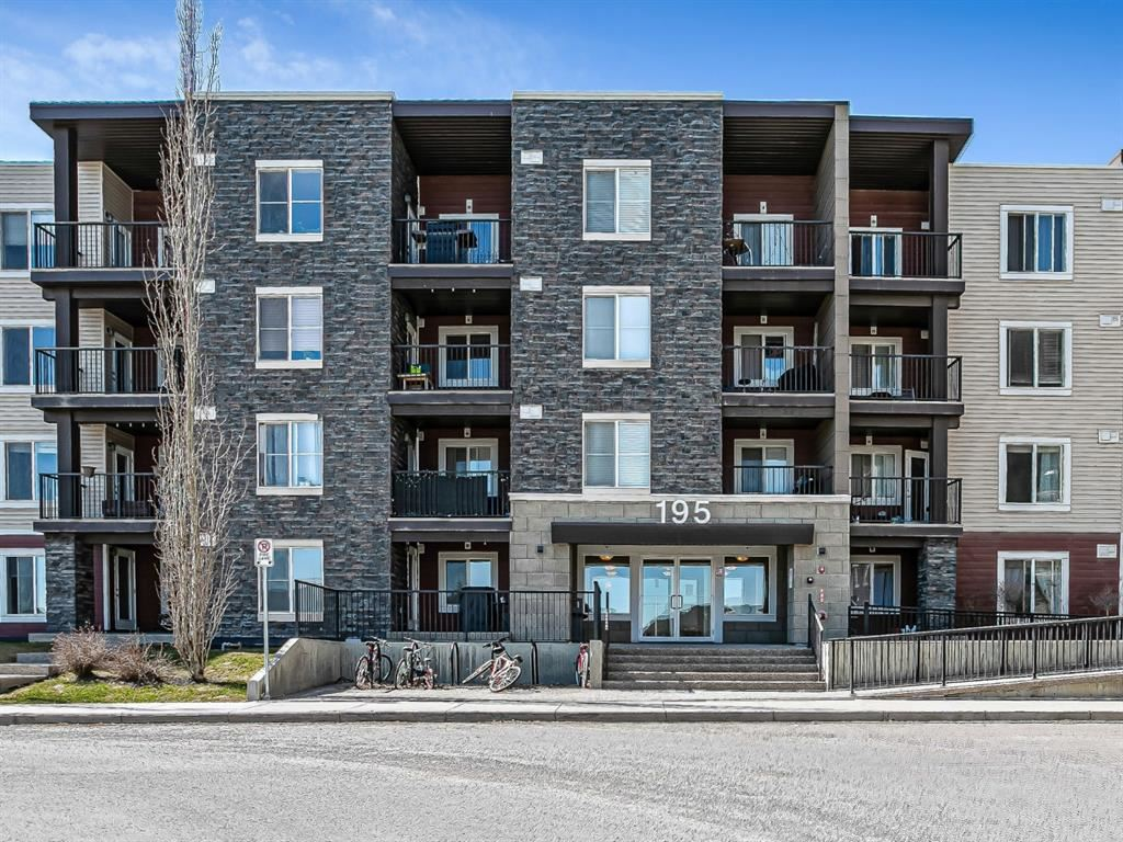 Photo of 195 Kincora Glen Road NW #125, Calgary, AB T3R 0S3 (MLS # A1095706)