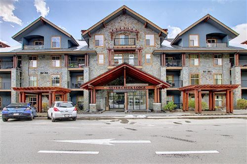 Photo of 1818 Mountain Avenue #321, Canmore, AB T1W 3M3 (MLS # A1042708)