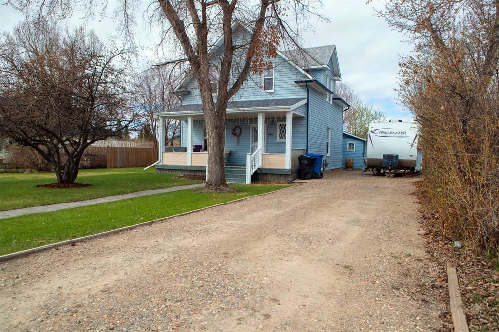Photo of 10 Avenue #651, Carstairs, AB T0M 0N0 (MLS # A1102712)