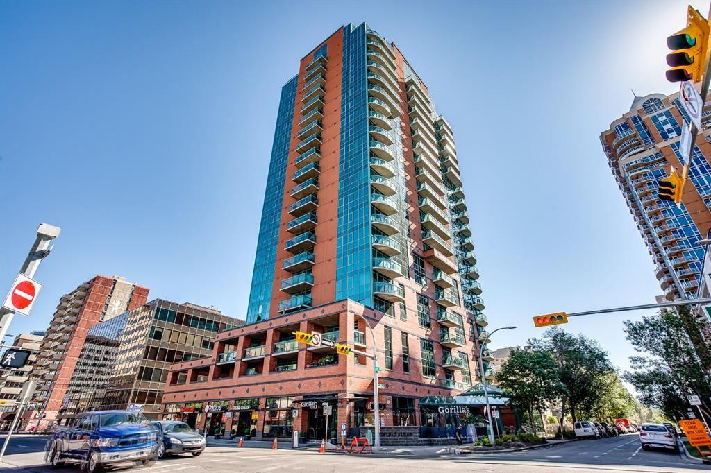 Photo of 836 15 Avenue SW #1407, Calgary, AB T2R 1S2 (MLS # A1016715)