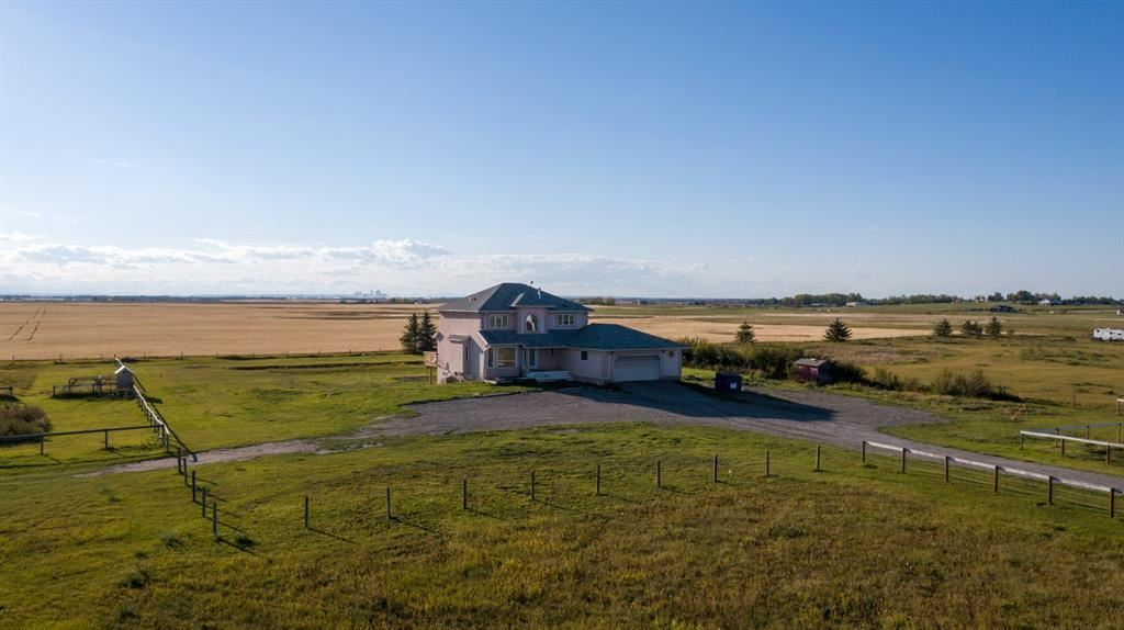 Photo of 234163 Range Road 280, Rocky View County, AB T1X 2C8 (MLS # A1147717)