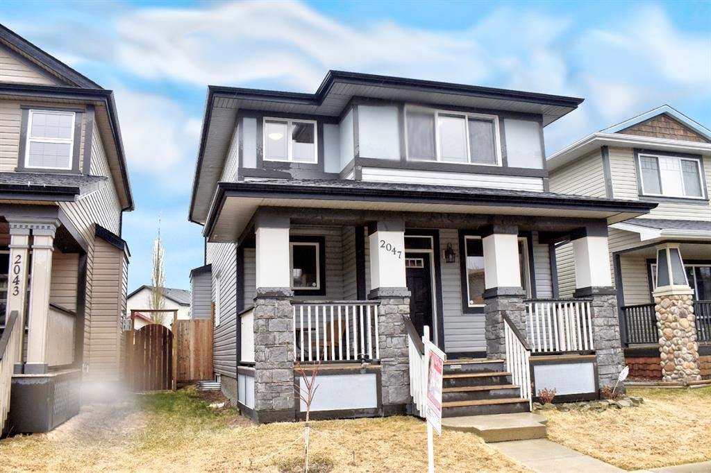 Photo of 2047 Reunion Boulevard NW, Airdrie, AB T4B 0H2 (MLS # A1095720)