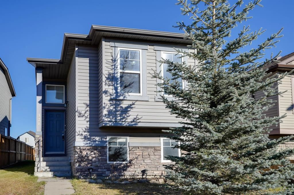 Photo of 321 Covecreek Road NE, Calgary, AB T3K 0W6 (MLS # A1156721)