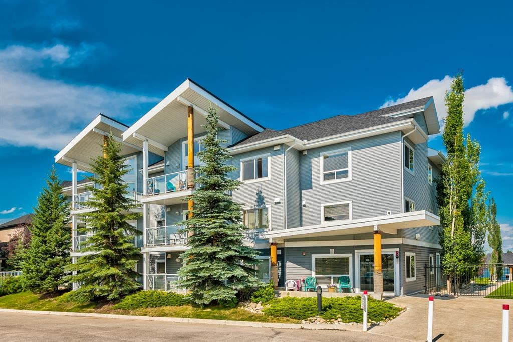 Photo of 390 Marina Drive #306, Chestermere, AB T1X 1W6 (MLS # A1129732)
