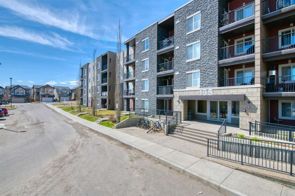 Photo of 195 Kincora Glen Road NW #209, Calgary, AB t3r 0s3 (MLS # A1100733)