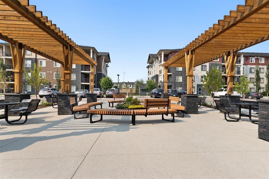 Photo of 81 Legacy Boulevard SE #3308, Calgary, AB T2X 2B9 (MLS # A1130735)
