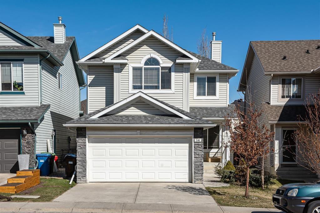 Photo of 246 Cranfield Green SE, Calgary, AB T3M 1H7 (MLS # A1100739)