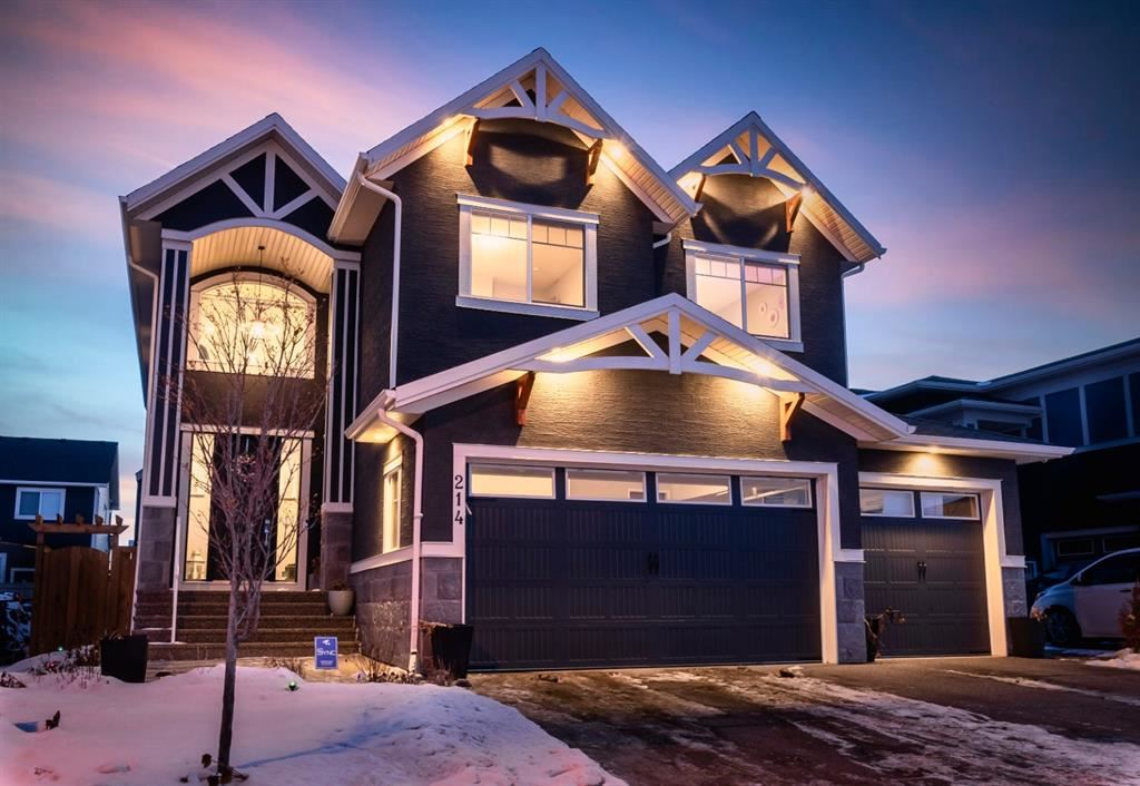 Photo of 214 Aspenmere Green, Chestermere, AB T1X 0W8 (MLS # A1068743)