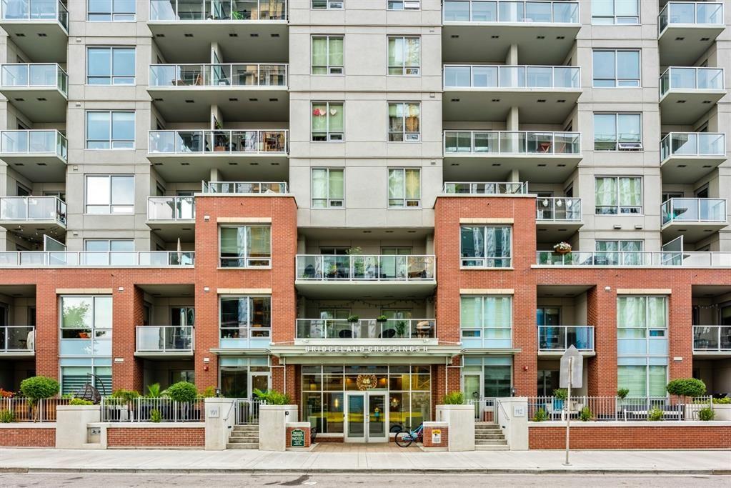 Photo of 46 9 Street NE #711, Calgary, AB T2E 7Y1 (MLS # A1132749)