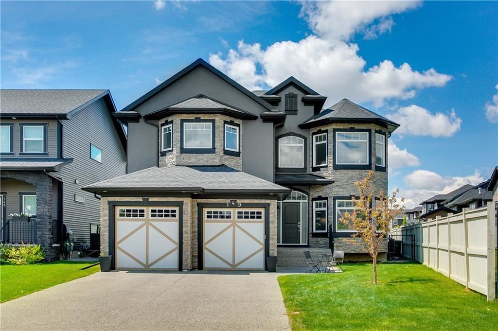 Photo of 149 ASPENMERE CI, Chestermere, AB T1X 0P2 (MLS # C4282749)