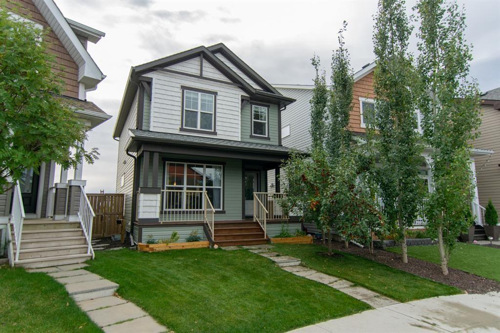 Photo of 157 AUBURN CREST Green SE, Calgary, AB T3M 1P8 (MLS # A1058760)