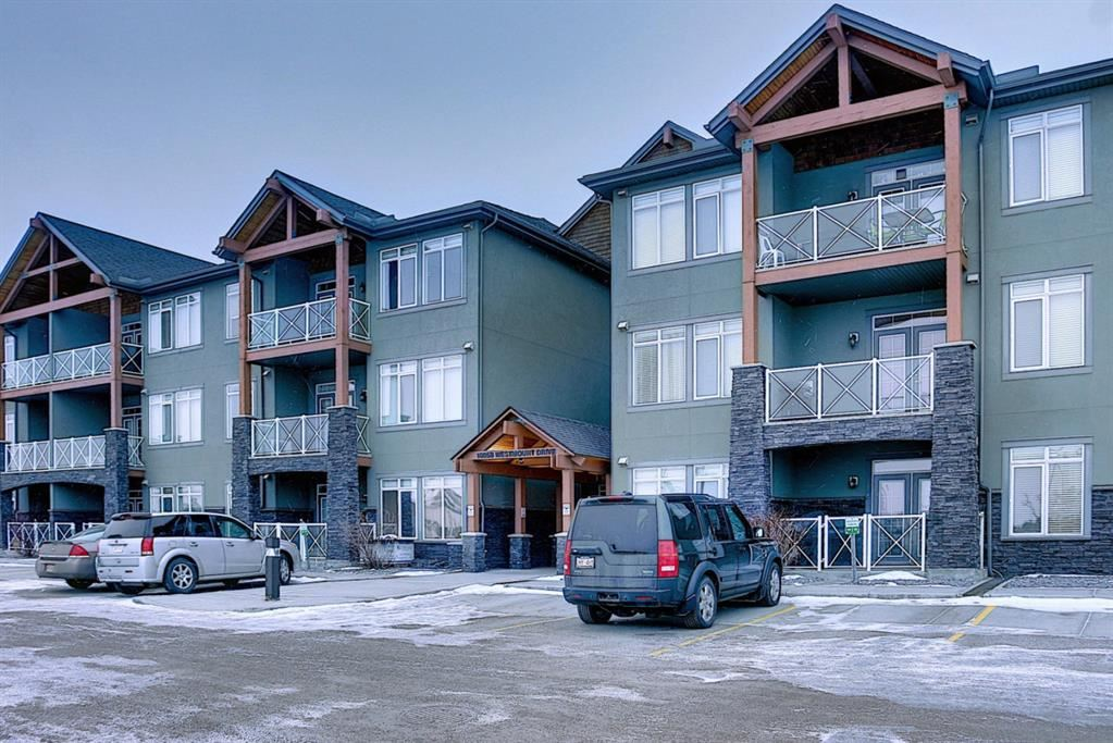 Photo of 1005B Westmount Drive #304, Strathmore, AB T1P 0C3 (MLS # A1065760)