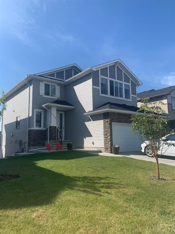 Photo of 113 RAINBOW FALLS HE, Chestermere, AB T1X 0S7 (MLS # C4296761)